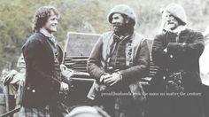 Things I learned from Outlander proud husbands look the same no matter the century