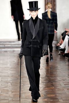 Ralph Lauren Fall 2012 Ready-to-Wear - Collection - Gallery - Style.com