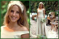 Tocados de novia, cásate sin velo II | Magazine - Bodabook