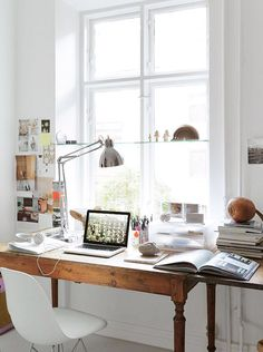 dream house: the home office / sfgirlbybay