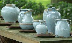 Verzameling potten en vazen van het merk Brynxz uit het assortiment van Blits & Trends, home and living uit Vught.