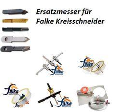 Ersatzmesser für Falke Kreisschneider