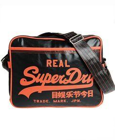 Alumni Bag  $80 from Superdry