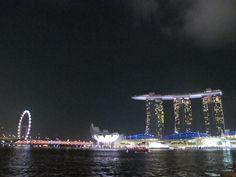 Marina Bay - night view