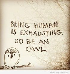 Being human funny picture quote
