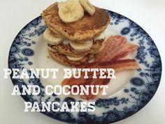 Mama Mummy Mum: Peanut Butter Coconut Pancakes