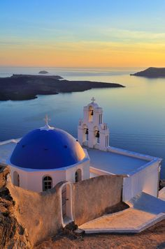 Sunset, #Santorini, #Greece