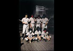 The Baseball Furies, The Warriors