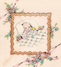 Free Vintage Baby Clip Art @Free Pretty Things For You