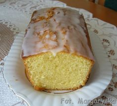 Babka na margarynie Bread, Food Heaven, Blog, Breads, Blogging, Baking, Sandwich Loaf