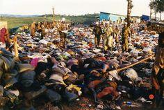 Massacre in Rwanda