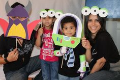 """Photo 4 of 26: Birthday """"Buzz Lightyear Space Party"""" 