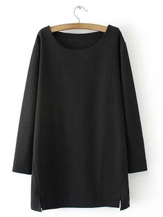 SHARE & Get it FREE   Plus Size  Jacquard Long Boat Collar SweatshirtFor Fashion Lovers only:80,000+ Items • New Arrivals Daily • Affordable Casual to Chic for Every Occasion Join Sammydress: Get YOUR $50 NOW!