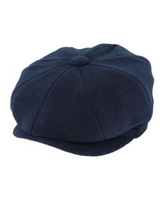 e598565ef43ba9 Belfry Groby Men's Soft Wool newsboy Cap In 4 Sizes and 5 Colors Navy  C711YQMUC85 -