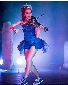 Repost from: @abstractartist13 Photo Credit: Credit to owner @lindseystirling from the Summer Tour 2016!@ #lindseystirling #braveenough #summertour2016 #moontrance #blue #dress #sneakers #converse #allstars #converseallstars #kicks #itsallgood #lindsey #violinist #dancer #dancing #dancingviolinist #musician #artist #performingartist #violin #violine #violinista #electricviolinist #electric #performer #liveinconcert #mustsee #comingsoon #europeantour2017