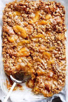 Apple Pie French Toast Bake (Casserole) | http://cafedelites.com