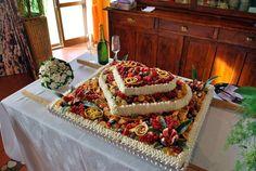 torta di frutta del murello