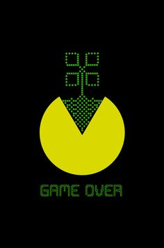 "For this first Poster Monday spot we have a poster from Mario Estévez entitled ""Game Over"". Mario was born and raised in the city of Aljojuca, State of Puebla, Mexico. He owns a degree in Graphic Design from the ""Instituto de Estudios Superiores AC"", and he had the opportunity to take classes with great professors such as Osvaldo Gaona, Elmer Sosa and René Azcuy. Currently works in Studio stvez."