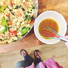 A few people have asked if I still do @thefresh20 meal plan. The answer is yes yes YES! I will do it the rest of my life. For real. {This BLT Quinoa Salad is a family favorite. I double the recipe and freeze for an easy dish later and/or put in Mason jars in the fridge for an easy lunch during the week. And I quadruple the bacon... because bacon!} #thefresh20 #eatclean #fresh20 #baconforever