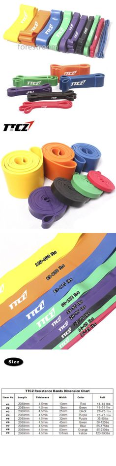 Resistance Trainers 79759: Pull Up Resistance Bands Exercise Loop Crossfit Strength Training Fitness Yoga -> BUY IT NOW ONLY: $32.49 on eBay!