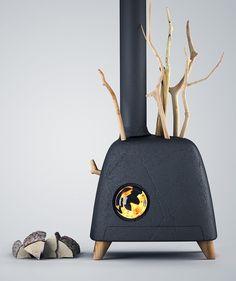Image result for Pellet stove