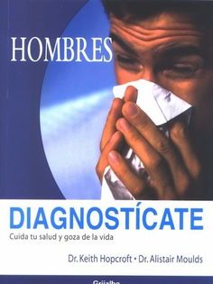 DIAGNOSTICATE HOMBRES  : KEITH HOPCROFT  SIGMARLIBROS