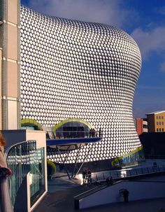 Selfridges Building in Birmingham by Jan Kaplicky