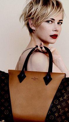 Want! Louis Vuitton winter 2014