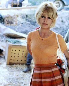"missbrigittebardot: "" Brigitte Bardot, c. 1965 "" More"