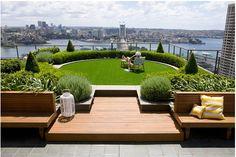ΤΑΡΑΤΣΟΚΗΠΟΣ...Ο ΚΗΠΟΣ ΤΩΝ ΠΟΛΕΩΝ: 30 ιδέες για φρεσκάρετε τις ταράτσες σας !!; or 30 Rooftop Garden Design Ideas Adding Freshness to Your Urban Home...