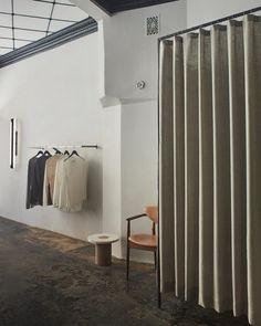 AMM blog | Menswear store W19 by Frama