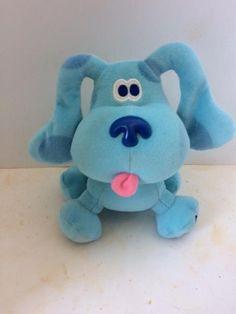 Blues Clues Green Puppy Plush Blues Clues Green Puppy Plush Nongzico
