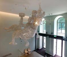 George Helsinki is an art-lover's dream Dream Hotel, Helsinki, 5 Star Hotels, Lovers Art, Finland, Chandelier, Ceiling Lights, Lighting, Home Decor