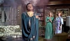 bewitched-Dr. Bombay. Portrayed by actor Bernard Fox