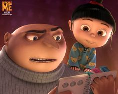 Despicable Me Movie New Poster of Gru