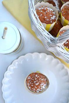 Zucchini Muffins, Panna Cotta, Pudding, Ethnic Recipes, Desserts, Food, Harvest Season, Summer Time, Goulash