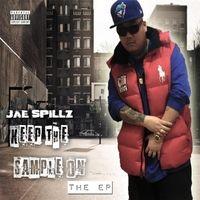 Jae Spillz | Keep the Sample On - The EP Baby Music, Music Store, Mixtape, Third, Album, Card Book