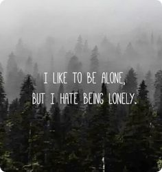 Depressing Quotes About Being Alone  -  #Alone, #Depressing, #Sad - #DepressingQuotes