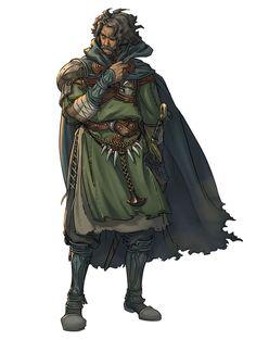 Gareth - Druid Elder - Oakheart Counsel