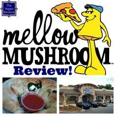 Mellow Mushroom, A Vegan Review! • By The Vegan Banana http://www.veganbanana.com/mellow-mushroom-a-vegan-review/