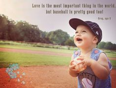 Baseball photos, ideas, quotes  A Forget Me Not Moment Photography Studio - Greensboro, NC  Quotes