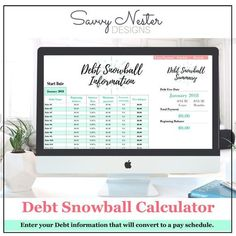 Debt Interest Calculator is a free online tools to calculate the credit card interest. By inputting your loan amount and interest rate Excel Budget, Budget Binder, Budget Planner, Finance Tracker, Expense Tracker, Finance Blog, Bill Planner, Monthly Planner, Debt Snowball Calculator