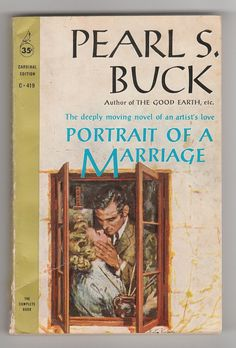 1960s Vintage paperback by Pearl S. Buck by AnemoneReadsVintage, $5.95