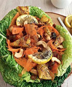 Θες να βάλεις σαλάτες στη διατροφή σου; Ο σεφ-διατροφολόγος Μάνος Δημητρούλης μας δίνει τις καλύτερες συνταγές