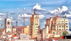 CALLE ALCALÁ  La calle más larga de Madrid. Da su inicio en la Puerta del Sol y acaba en el nudo de de la A-2. En la foto: Círculo de Bellas Artes, Petit Palace Alcalá y Edificio Vitalicio.  © www.barriosdemadrid.net #Madrid #Alcalá #CBA