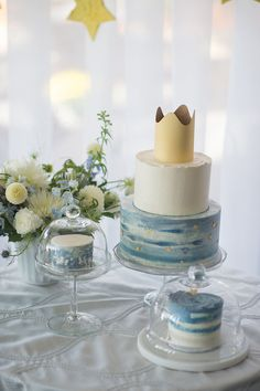 Little prince baby shower | Wedding & Party Ideas | 100 Layer Cake