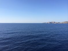 The Greek blue