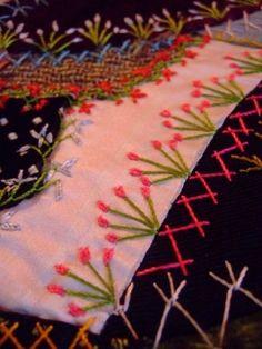 A beleza detalhada no uma colcha de retalhos por Lakisha