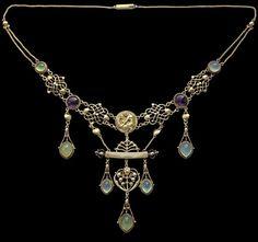 beautyblingjewelry:  HENRY WILSON 1864-19 fashion love