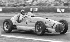1951 Prince Bira, Osca Maserati 4CLT48
